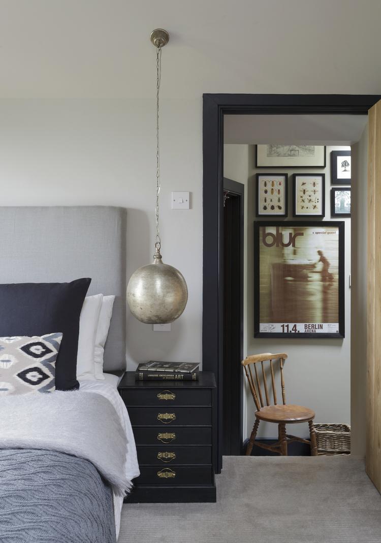 a stormy coastal inspired bedroom nicola o mara interior design