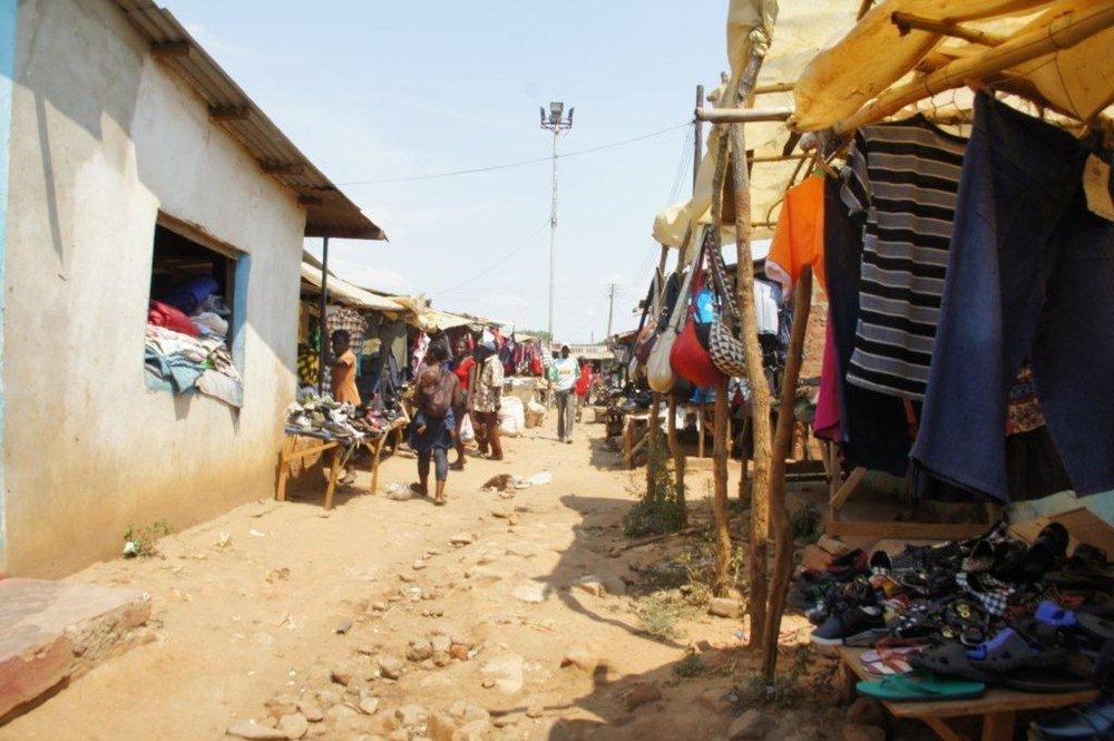 Chongwe market