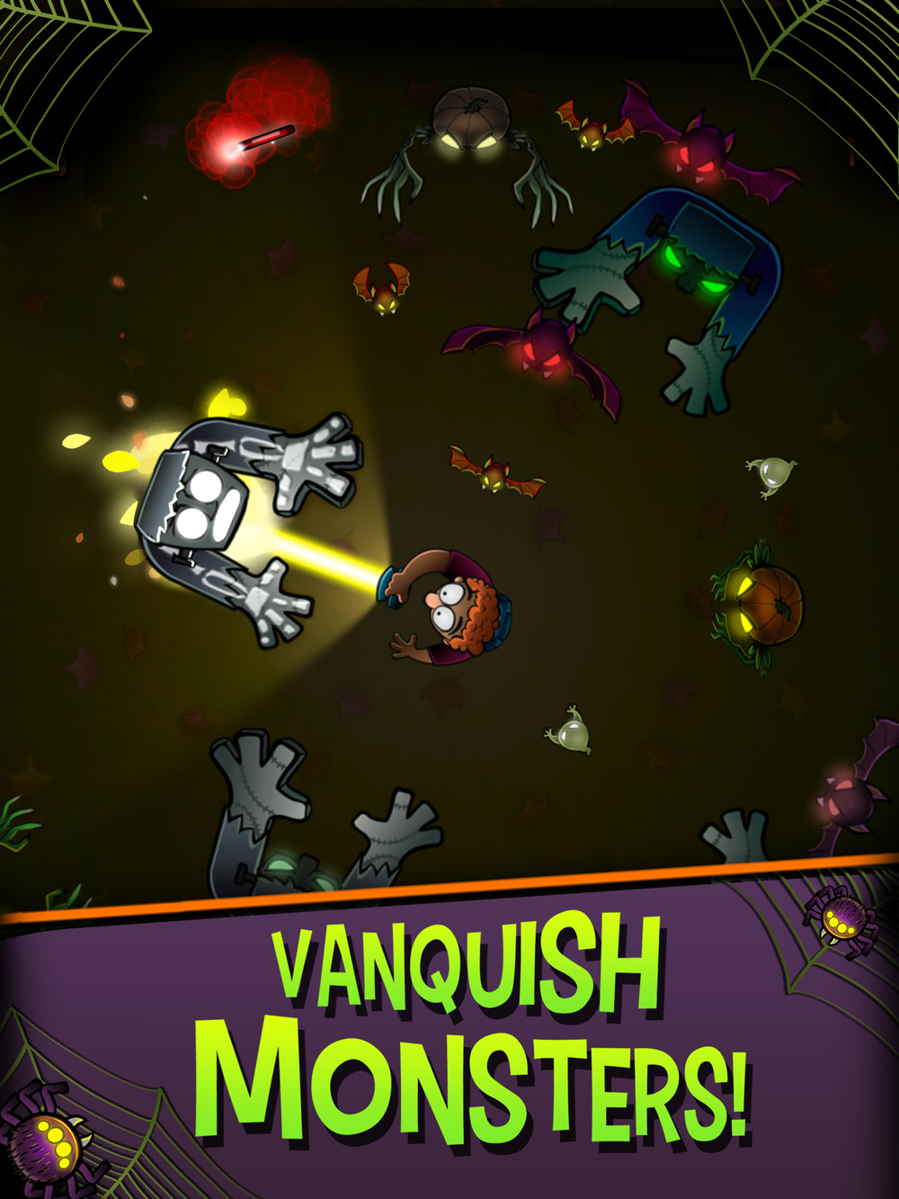 MONSTER FLASH (iOS/Android)