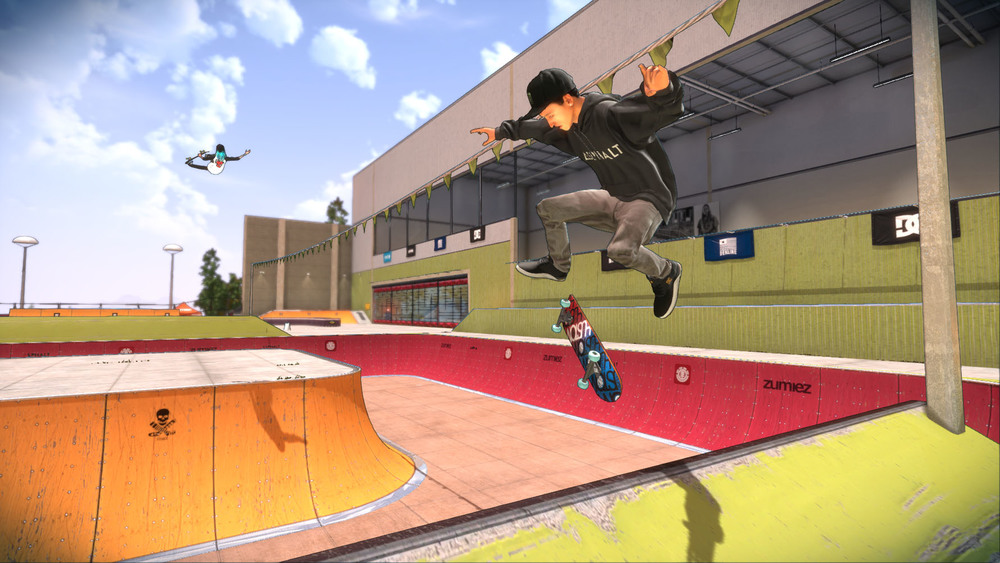 TONY HAWK'S PRO SKATER 5 (All Consoles)HUNGER GAMES: CATCHING FIRE (iOS/Android)