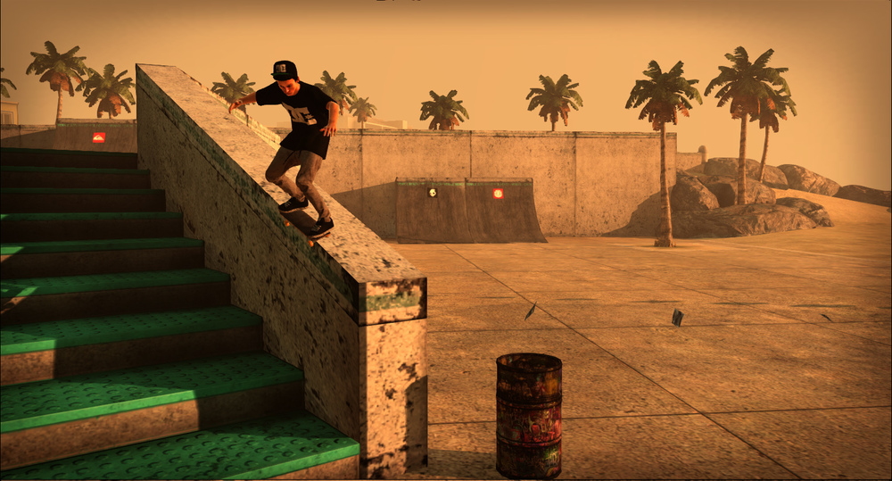 TONY HAWK'S PRO SKATER HD (X360/PS3/PC)
