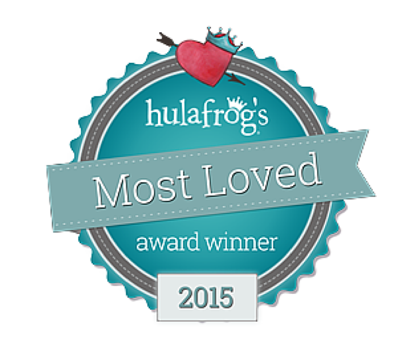 We are so proud and thrilled that you love us!