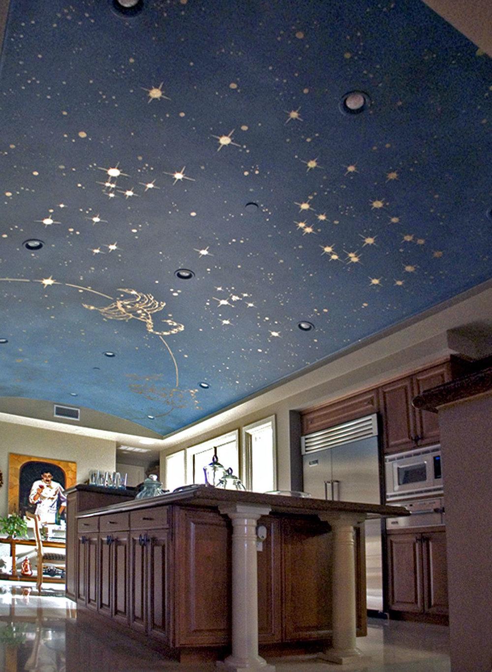 Kitchen, Constellations