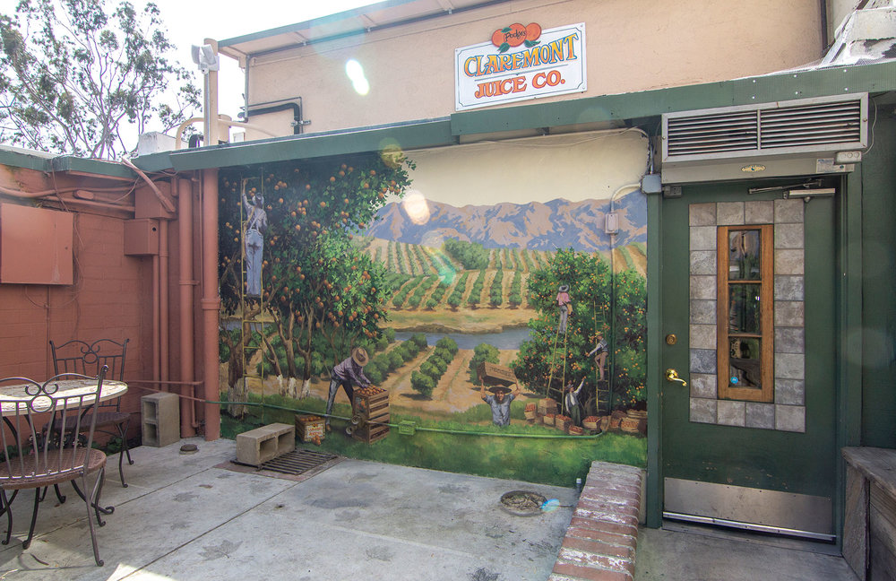 Podge's Claremont Juice Co., Claremont, CA