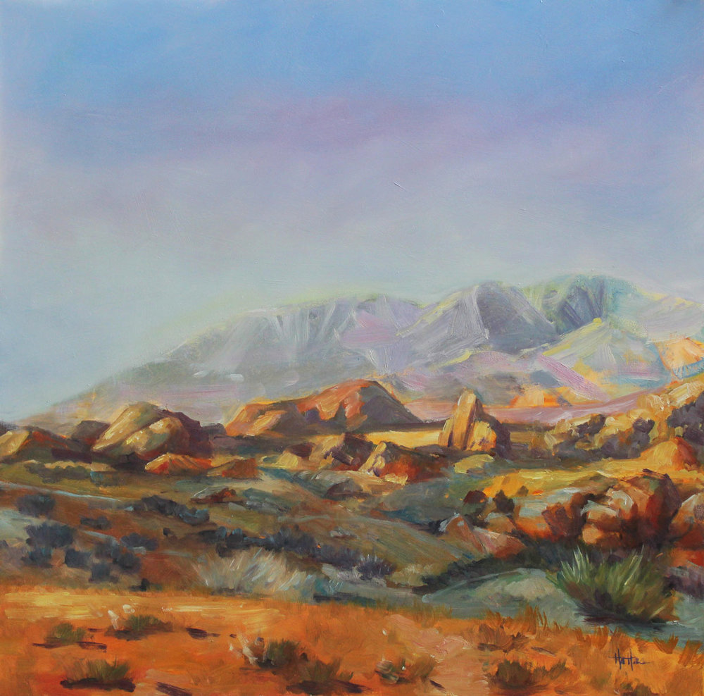 Nevada Landscape, Fine Art