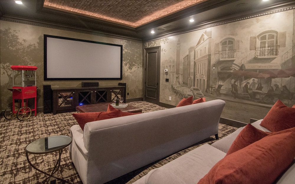 Paris Home Theater