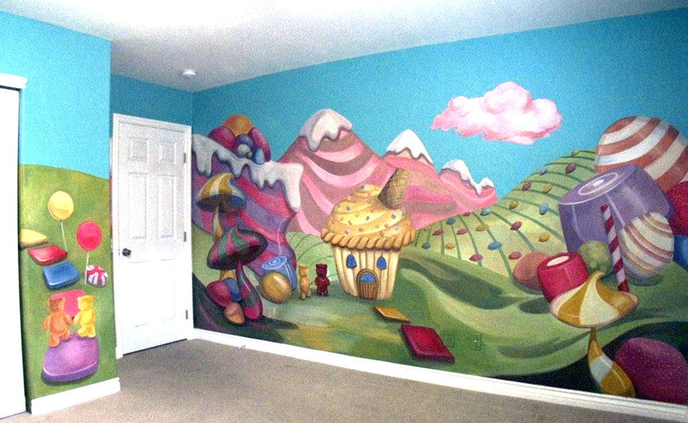 Candy Land, Kids Room
