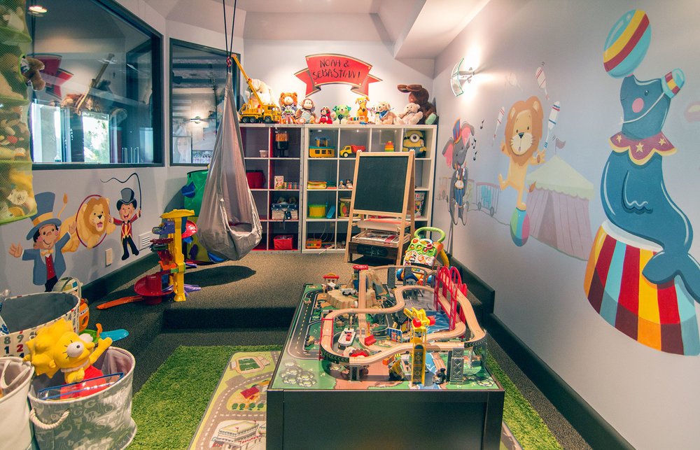 Circus Playroom