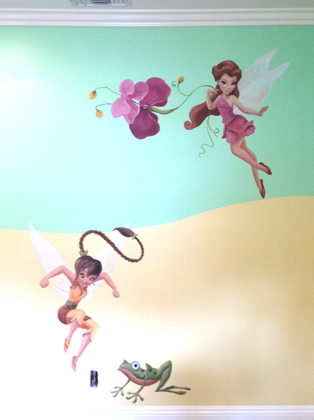 Fairies Kids Room