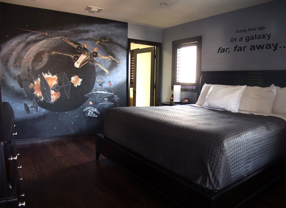 Star Wars Kids Room