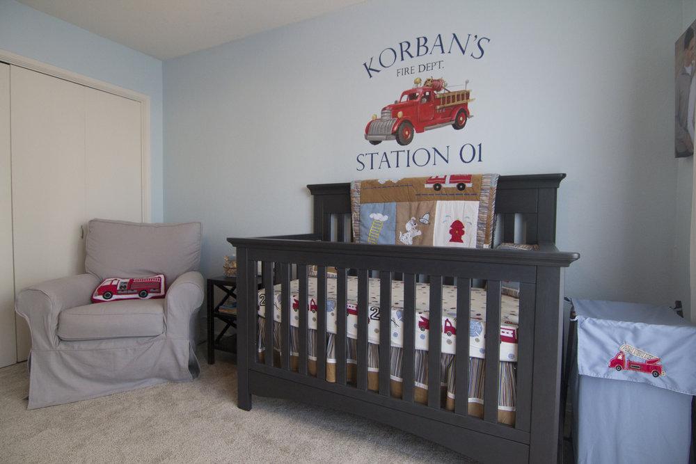 Fire Truck Nursery