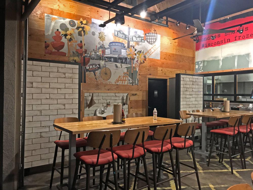 Bruxie Restaurant | Brea, CA