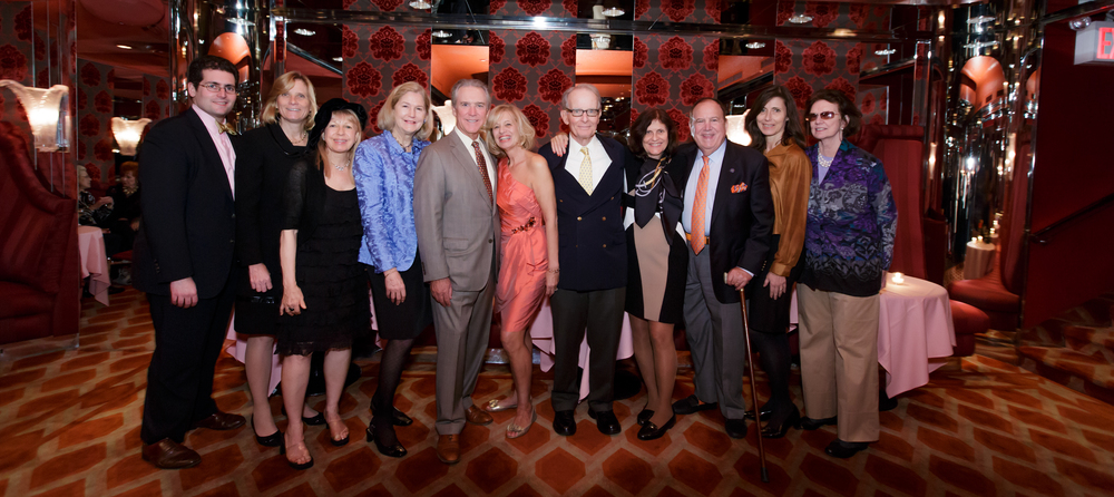 Benefactors & Patrons Party | October 29, 2014 | Doubles Club