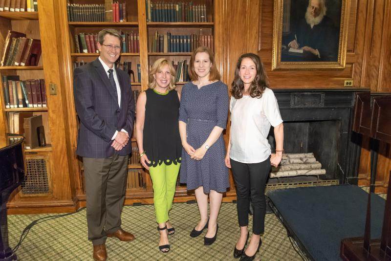 Book Awards Luncheon| June 14, 2018 | The Union League Club