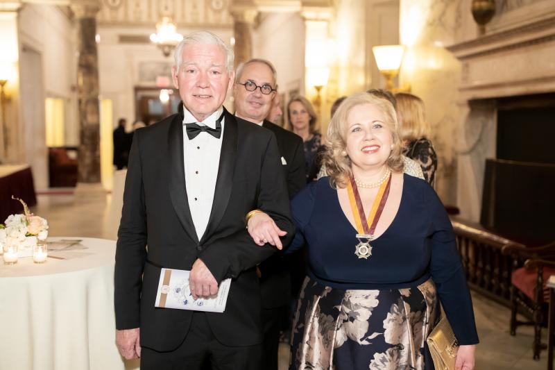 211th Annual Dinner Dance | November 9, 2018 | Metropolitan Club