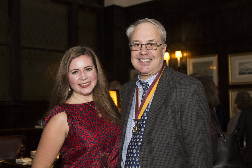 1872 First Ladies' Reception   February 7, 2019   Down Town Association