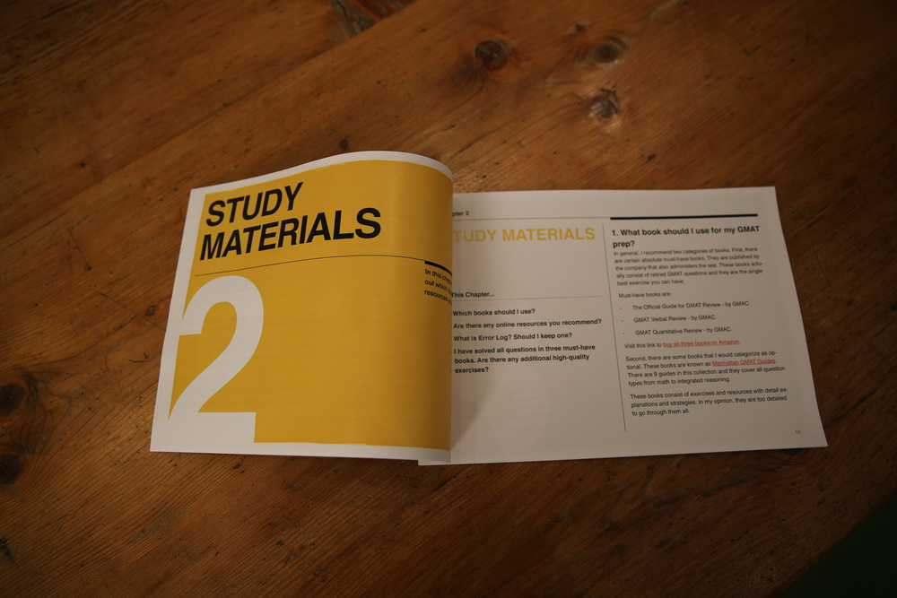 Click on the picture to download the Gmat Study Guide.