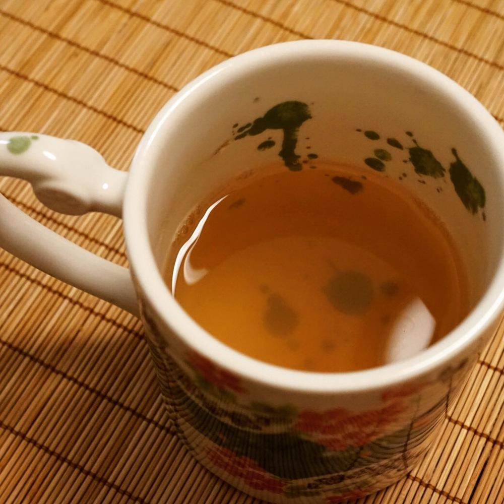 Salabat tea from Palawan