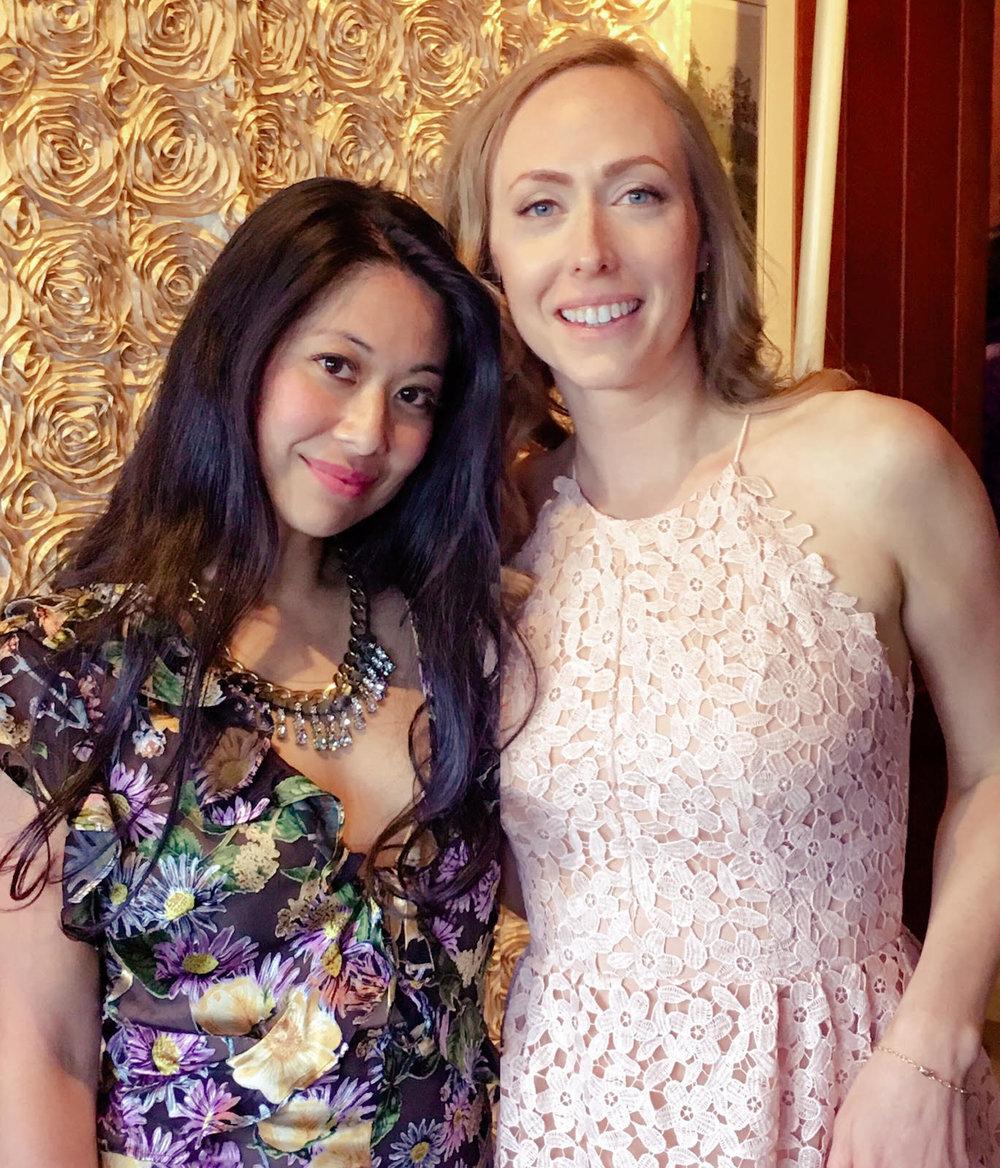 Sinta and Krysia