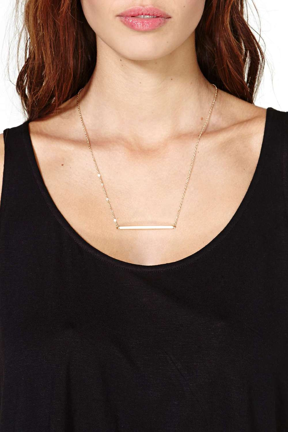 Amplitude Necklace