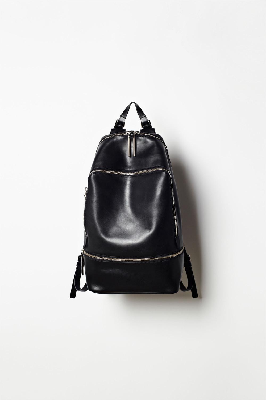 PL zip around backpack