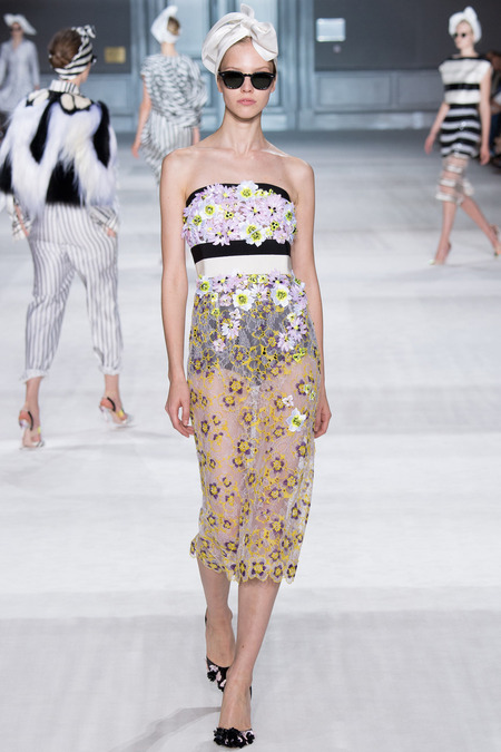 giambattista valli look 4