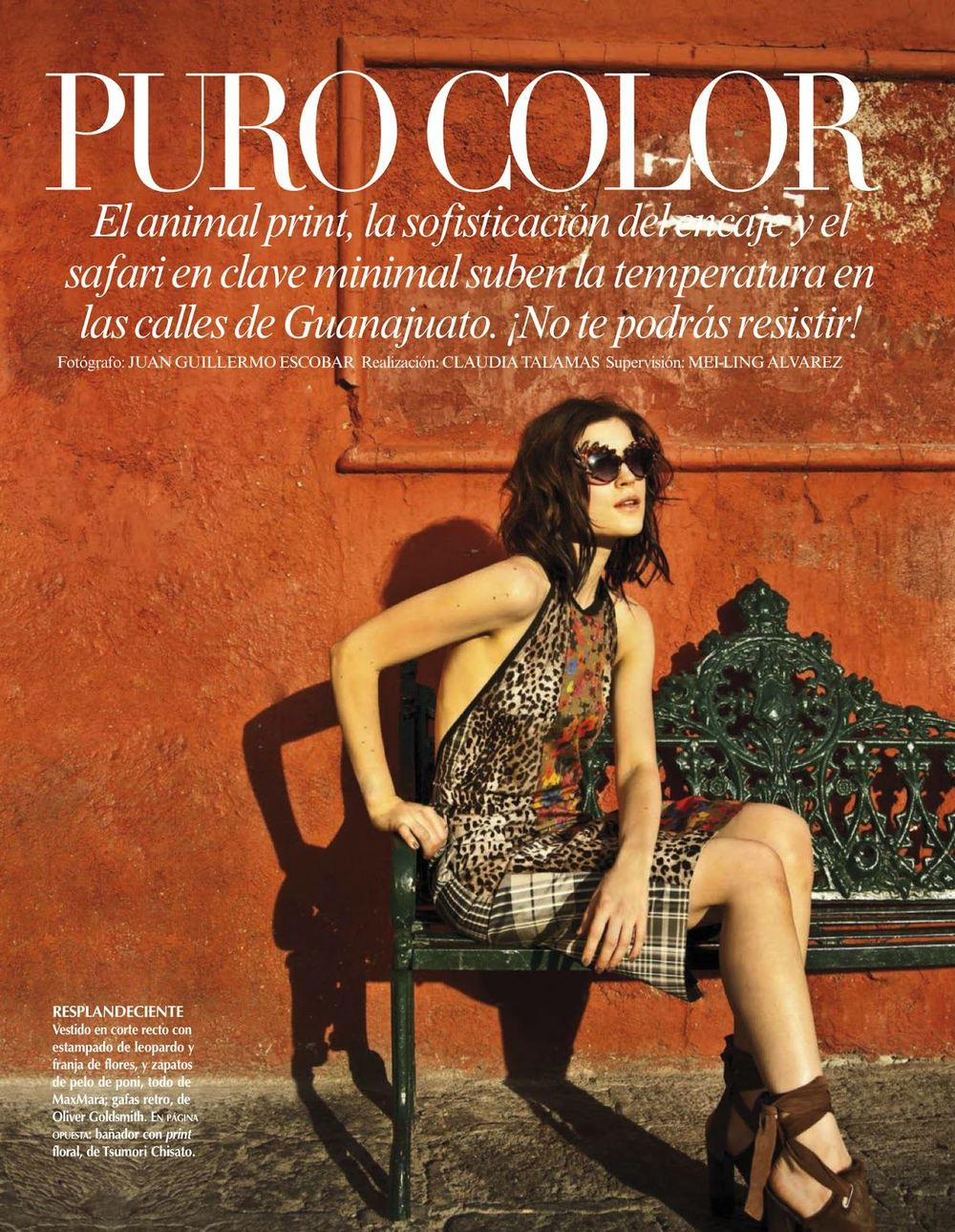 Vogue Mexico by Tigre Escobar