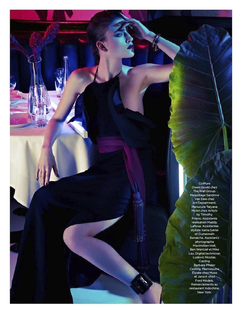 B Magazine France by Josh Jordan