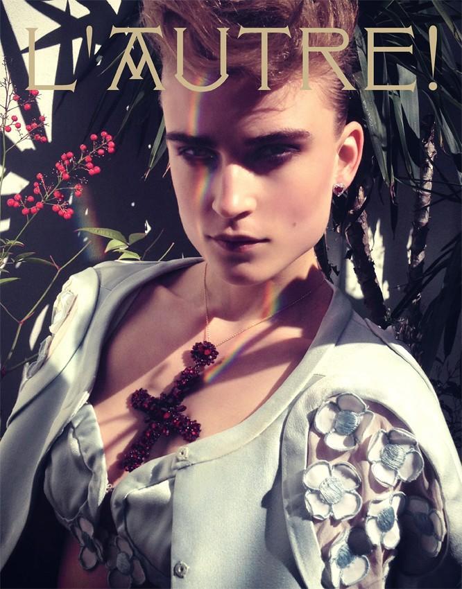L'Autre Magazine by Sohrab Vahdat