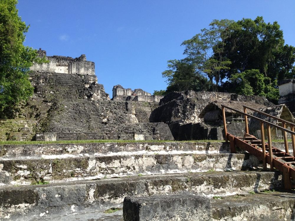 TIkal Site - Temple