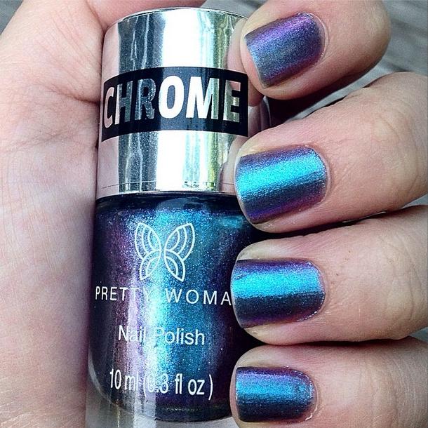 ...Purple Chrome...