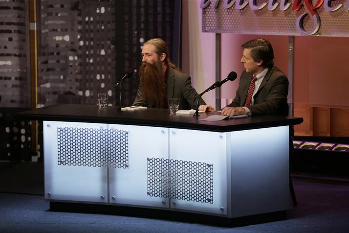 Aubrey De Grey and Brian Kennedy