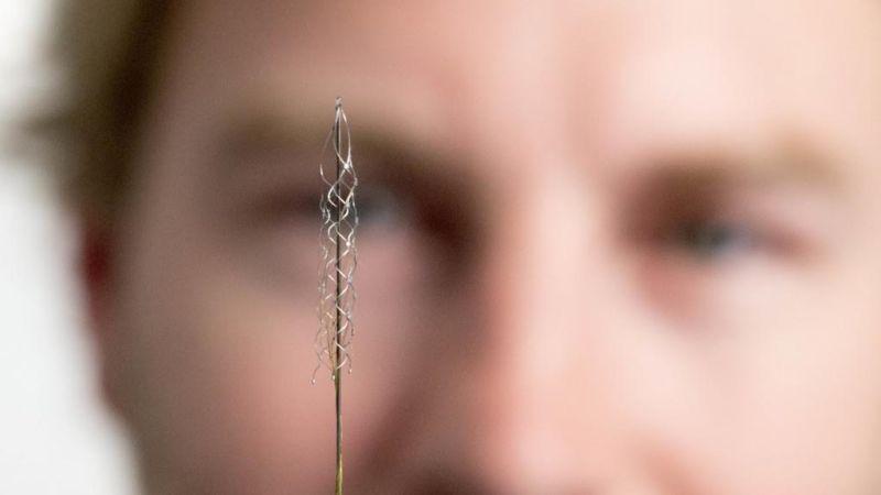DARPA - Bionic Spine