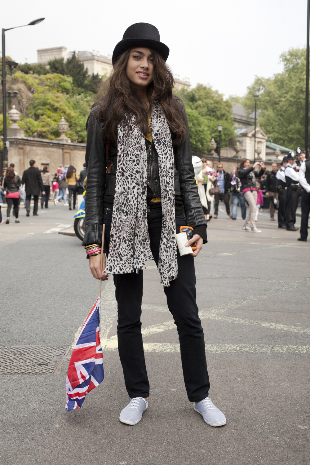 Royal Wedding Street Fashion - AOL