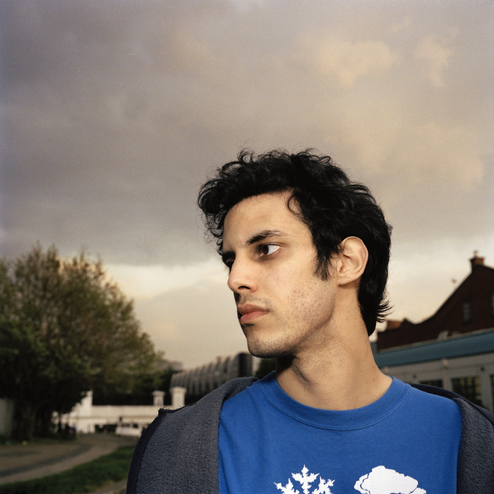 Four Tet (AKA Kieran Hebden), London -  XLR8R