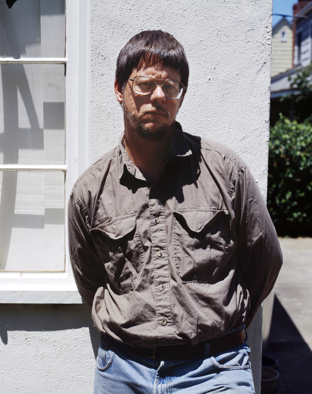 Writer William T. Vollmann, Sacramento -  TimeOut New York