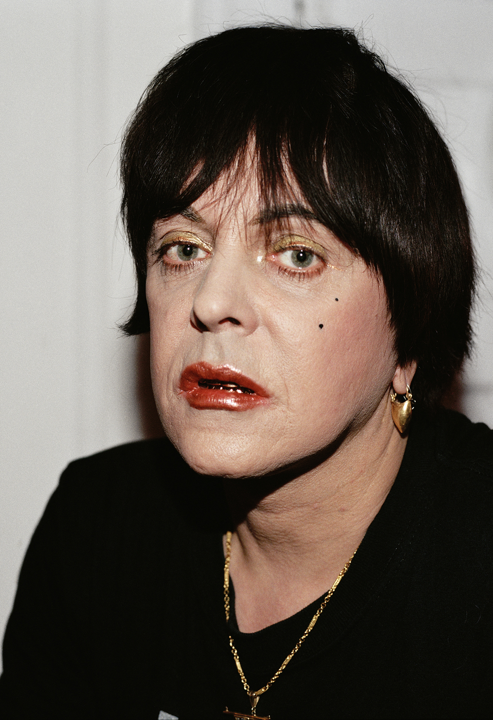 Genesis P. Orridge, Brooklyn 2002