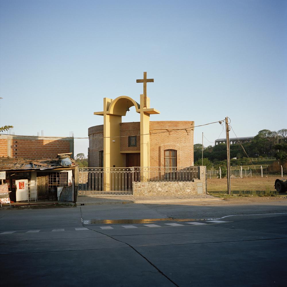 Jujuy Province. San Salvador de Jujuy. Church.