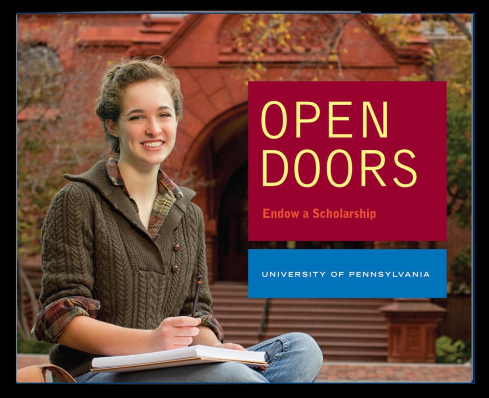 Penn scholarship ST