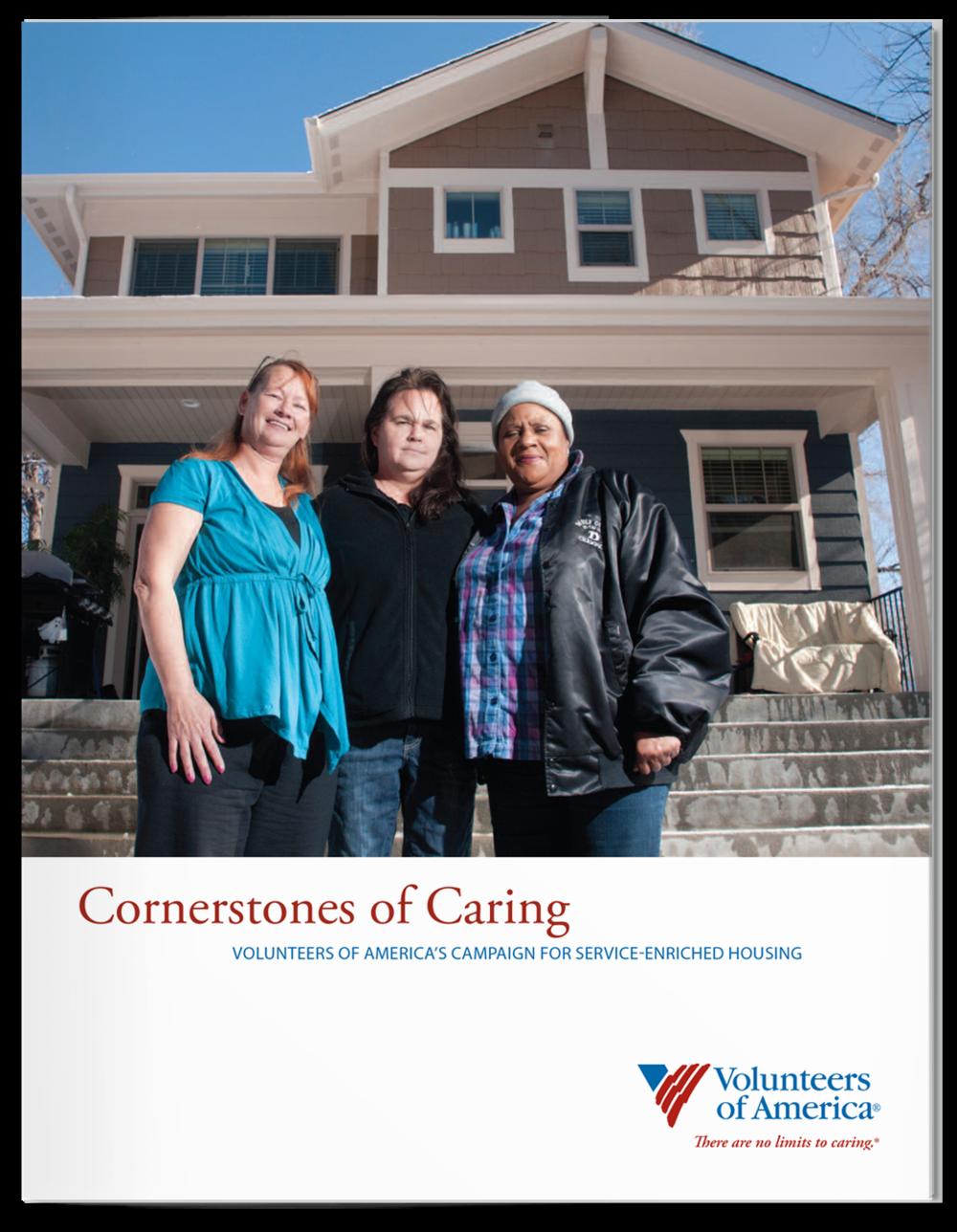 VOA service housing
