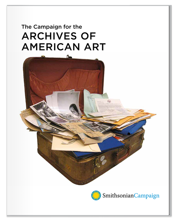 Smithsonian Archives American Art