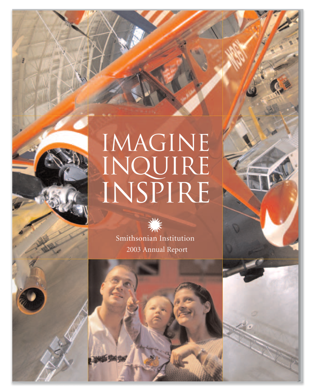 Smithsonian 2003 annual report