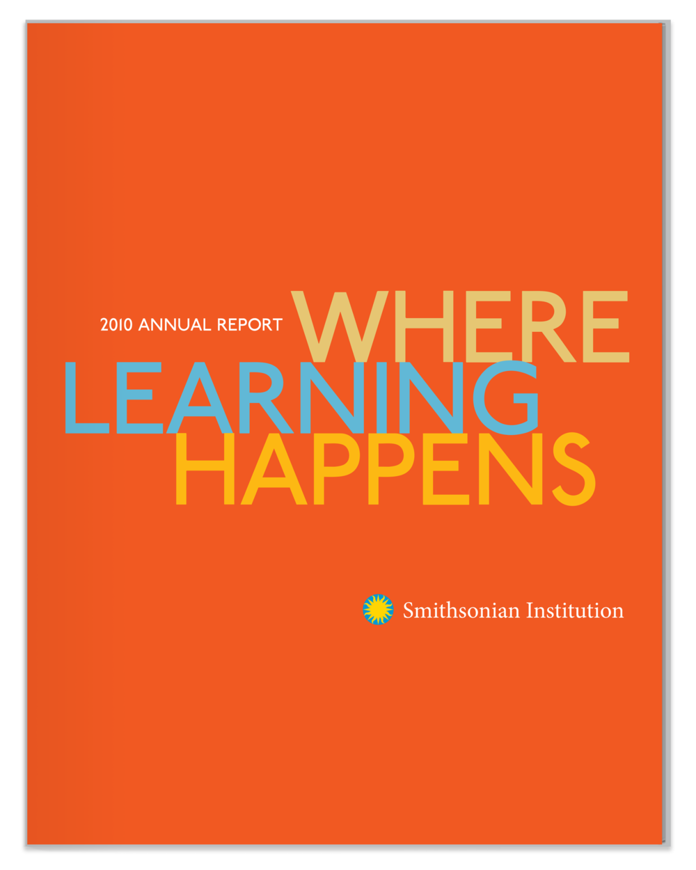Smithsonian 2010 annual report