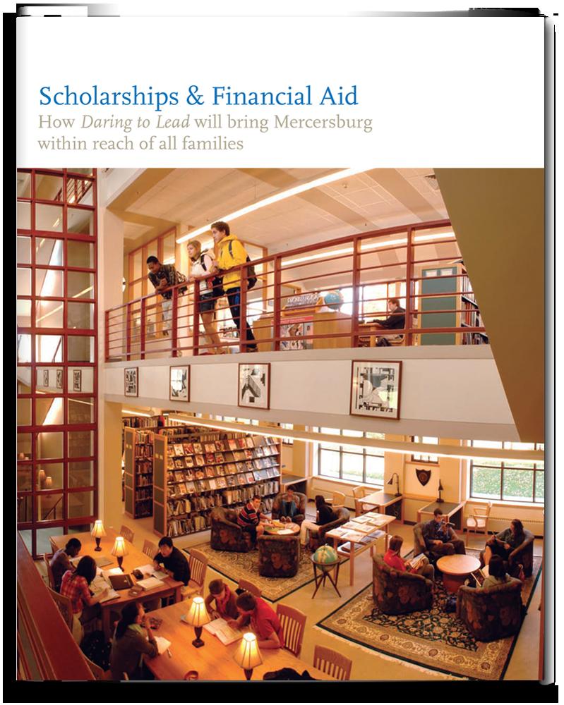 Mercersburg scholarship