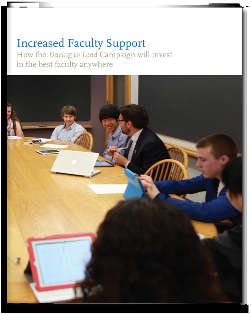 Mercersburg faculty