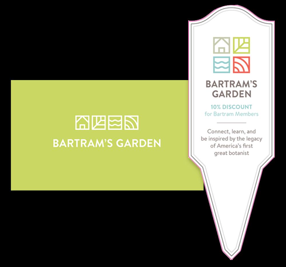 Bartram's Garden new identity