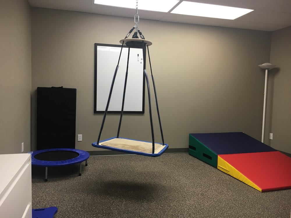 Pedatric treatment room at our Southeast location
