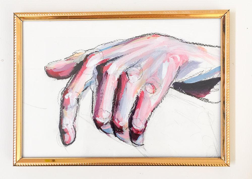 Hand Study ll