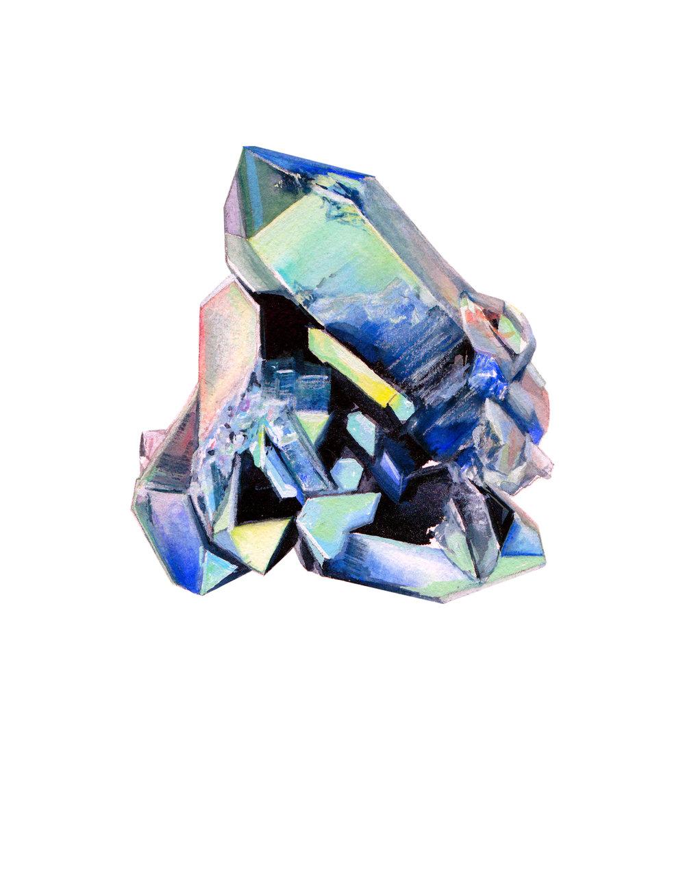 Titanium Quartz lll
