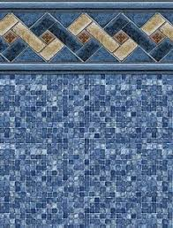 MONTAIN TOP BLUE MOSAIC